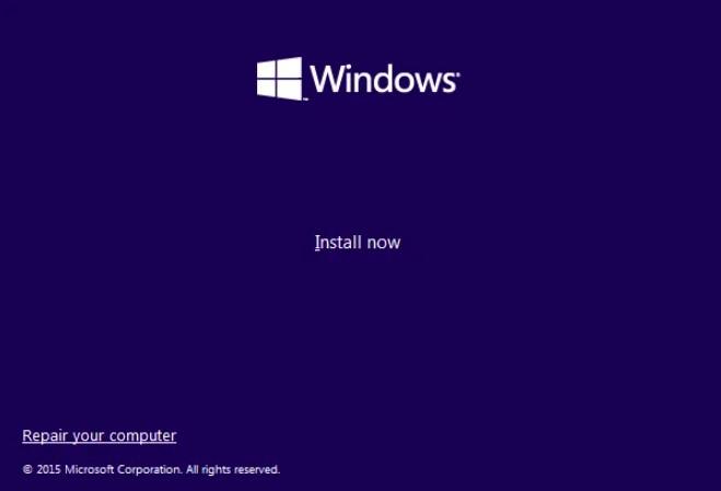 Gambar Restore MBR di Windows 10 - Tidak Bisa Masuk Windows