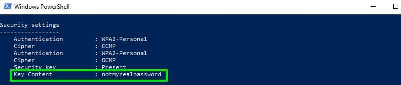 cara melihat password wifi di windows 10 cmd